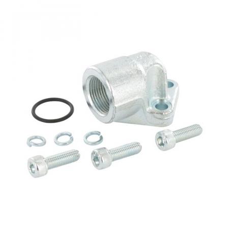 Flansa pompa hidraulica 3/8, conectare SAE [1]