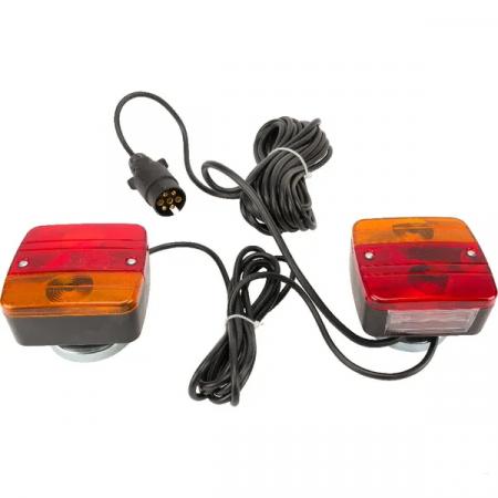 Instalatie electrica auto, cu magnet, 12 V, 7,5 m [0]