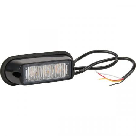 Lampa / Stroboscop semalizare gabarit 9 W, LED0