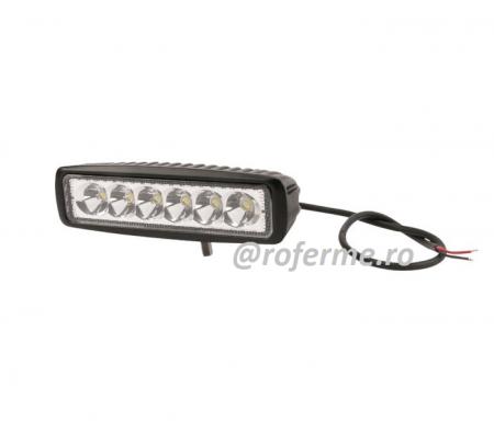 Lumini auxiliare auto, 18 W, LED0