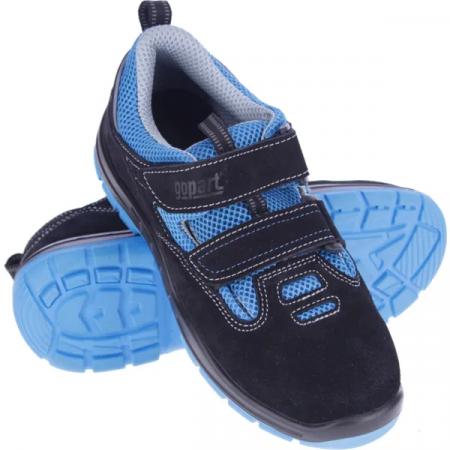 Pantofi de lucru Activ, protectie S1P, tip sanda [0]
