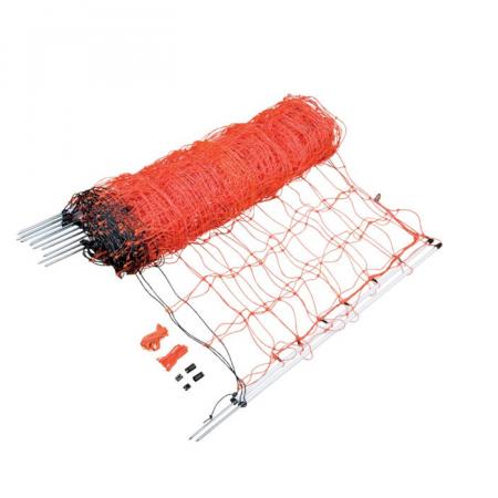 Plasa gard electric, 90 cm, 50 metri0