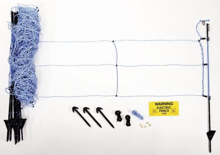 Plasa gard electric, animale salbatice, 50 metri [0]