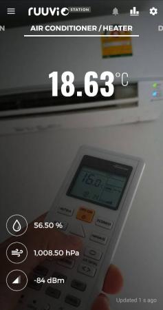 Senzor temperatura, umiditate, presiune, miscare3