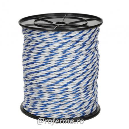 Sfoara pentru gard electric, super - 6 mm, 350 kg, 200 m1