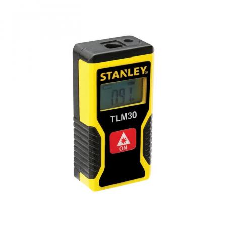 Telemetru laser Stanley, Li-ion, LCD, 9m1