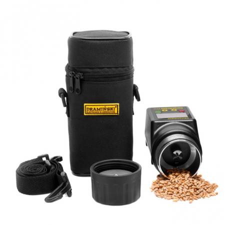Umidometru cereale, portabil, TG PRO cu sonda temperatura [6]