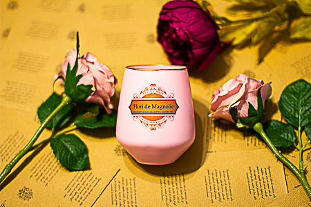 Lumânare Flori de Magnolie