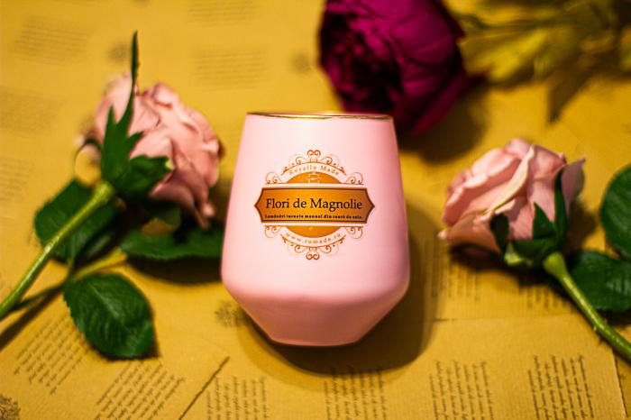 Lumânare Flori de Magnolie 0