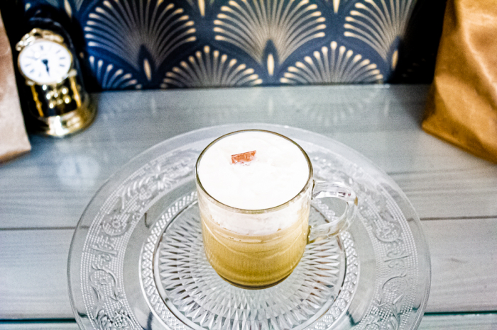 Lumânare Cappuccino 1