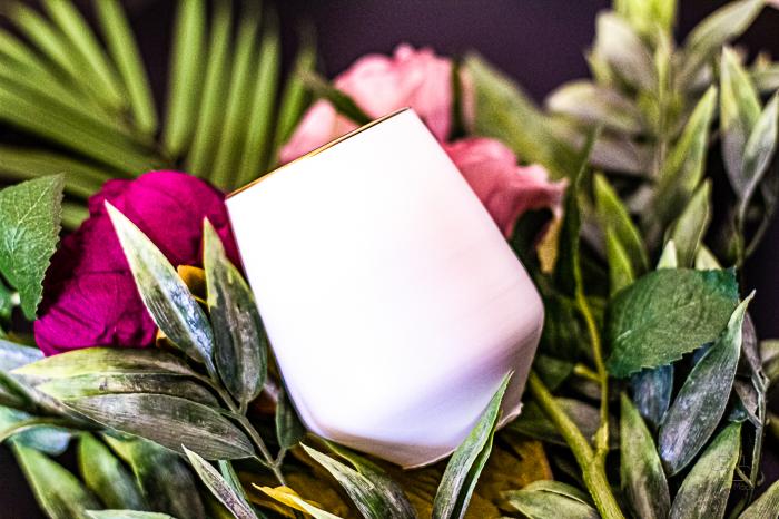 Lumânare Trandafiri 0