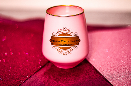Lumânare Japanese Cherry Blossom [1]