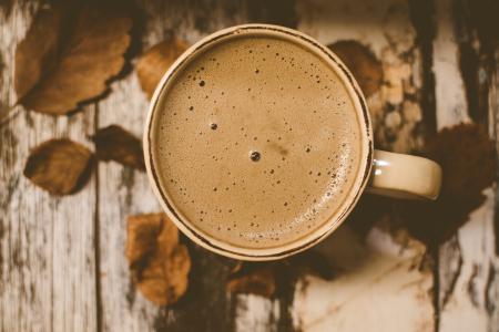 Lumânare Cappuccino2