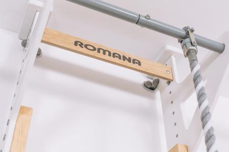 Spalier de interior din lemn ROMANA Eco 2 [5]