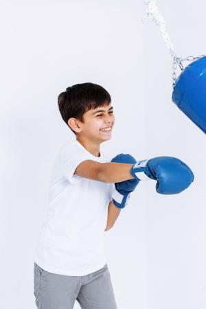 Mănuși de box pentru copii Romana family [1]