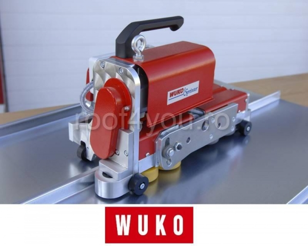 Masina electrica de inchis faltul WUKO Sprinter 0410 Standard Model [0]