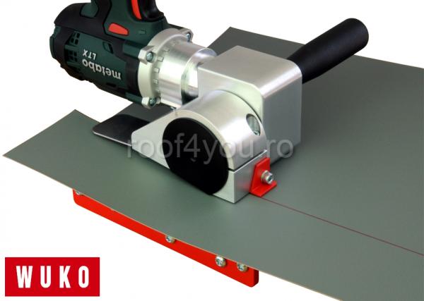 Foarfeca electrica WUKO Clipper 1020 C2E functionare la priza 0