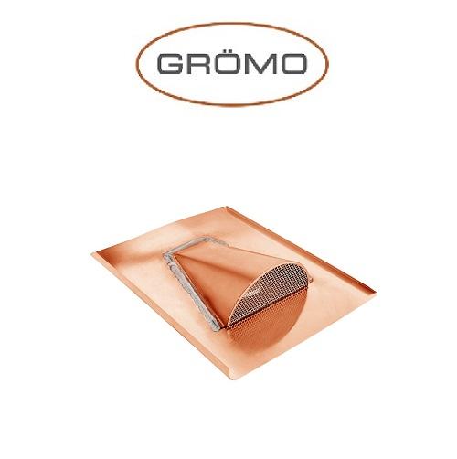 Aerisire semicirculara 300/400, Cupru Gromo [0]
