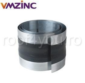 Banda de dilatare jgheab titan zinc natural 0.6 mm latime 200mm x 3m lungime VMZINC [1]