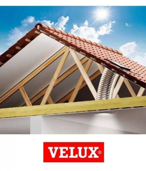 Tunel solar flexibil Velux TWF 0K14 [3]