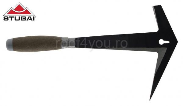Ciocan ardezie, dreapta, bi-Leather, KTL, 350mm 0