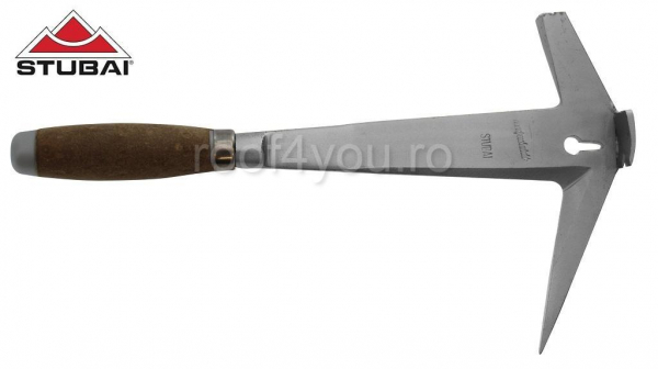 Ciocan ardezie, tip francez, stanga, 350mm 0