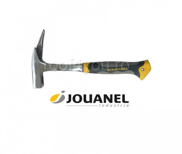Ciocan de dulgher, port-cuie magnetic, forjat monobloc, Jouanel 0