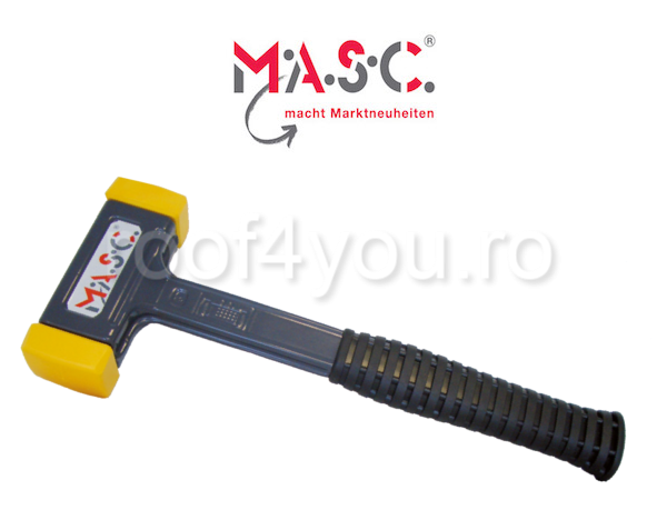 Ciocan fara recul MASC , 300 mm x 115 mm x 30 mm 0