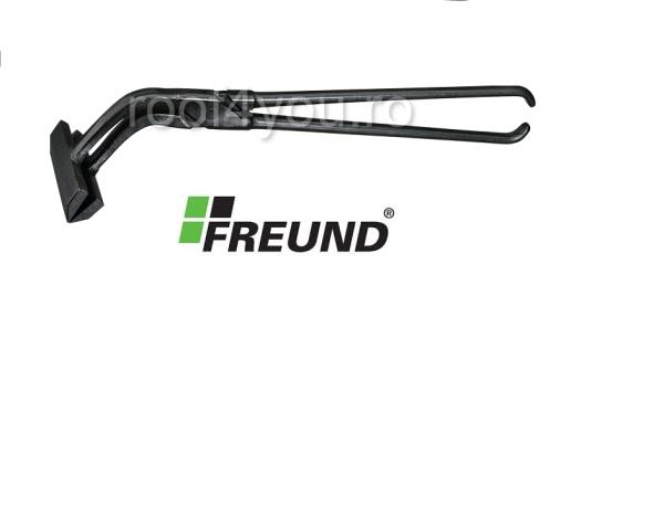 Clește de îmbinare, îmbinare îndoită, stivă, 160 mm, Freund 0