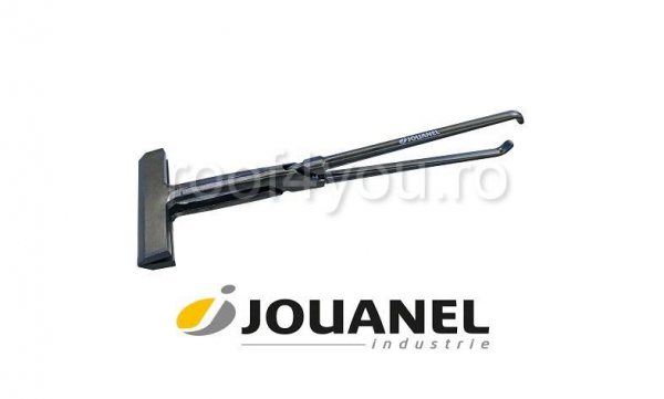 Cleste pentru redresare 120 mm, adancime 125 mm, Jouanel 0