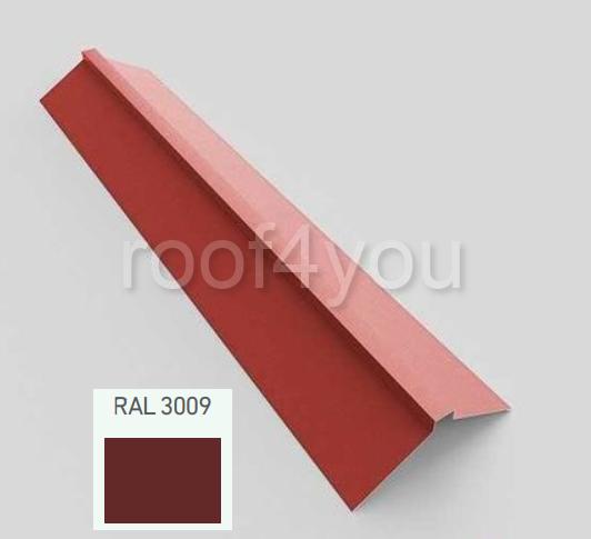 Coamă dreaptă mare CDMA, Neomat 30 WETTERBEST, grosime 0.5 mm, RAL 3009 0