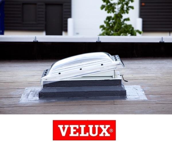 Cupola transparenta acrilica Velux ISD 0000 - 80/80 2