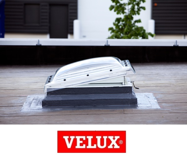 Cupola transparenta acrilica Velux ISD 0000 - 100/100 [2]