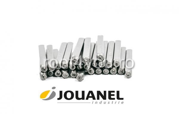 Lot de 5 poansoane/matrite diam 3,5 mm pentru FORDS35, Jouanel 0