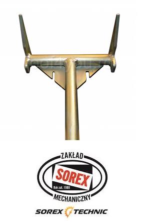 Dispozitiv pentru indepartarea peticelor de tabla Sorex 1