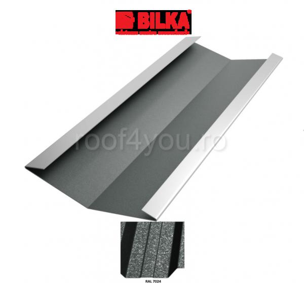 Dolie industriala BILKA Grande Mat 0,5 mm / 625 mm / RAL 7024 0