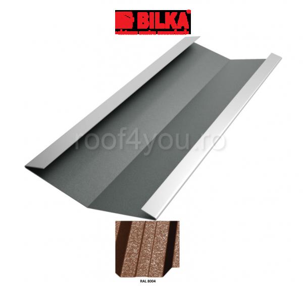 Dolie industriala BILKA Grande Mat 0,5 mm / 625 mm / RAL 8004 0