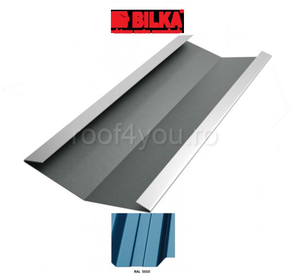 Dolie industriala BILKA Lucios 0,5 mm / 417 mm / RAL 5010 0