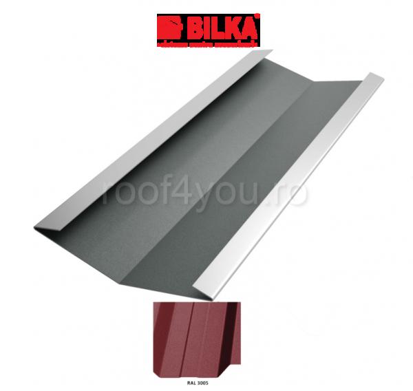 Dolie industriala BILKA Mat 0,6 mm / 312 mm / RAL 3005 0