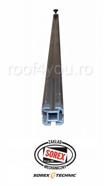 Extensie masa de lucru ZRS 1160 / 2660 Sorex, 1m 2