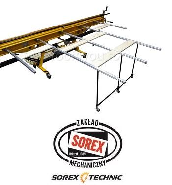 Extensie masa de lucru ZRS 1160 / 2660 Sorex, 1m 7