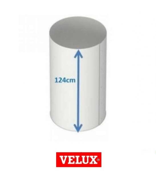 Extensie pentru tunel solar 124 cm Velux ZTR [2]