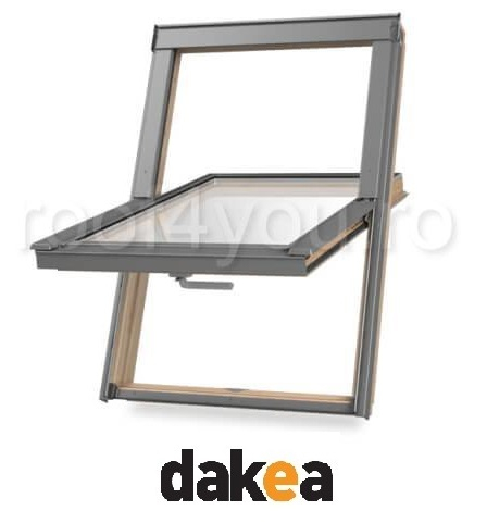 Fereastra de mansarda 55/78 DAKEA KAV1000 Better Safe 2