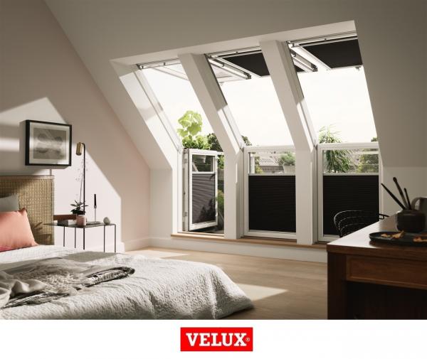 Fereastra de mansarda pentru acces pe terasa Velux GEL-VEA 3065 10