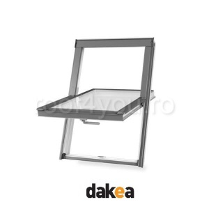 Fereastra de mansarda 55/78 DAKEA KPV900 Good PVC 2