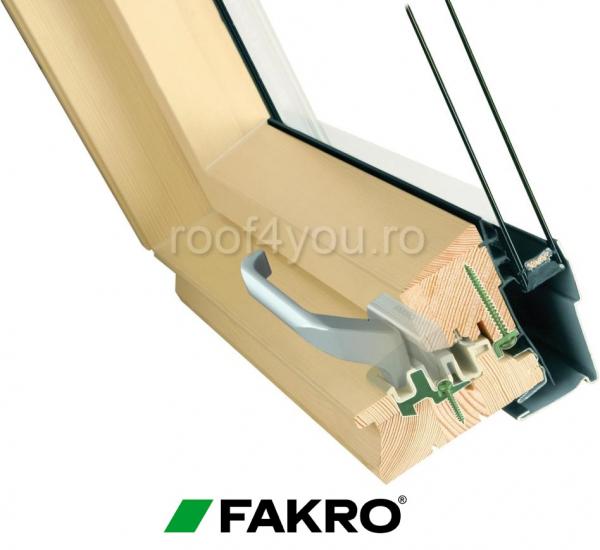 Fereastra mansarda 55/78 Fakro FTP-V P2 [1]