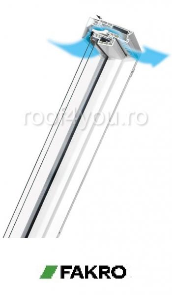 Fereastra mansarda 55/78 Fakro PTP-V U5 [1]