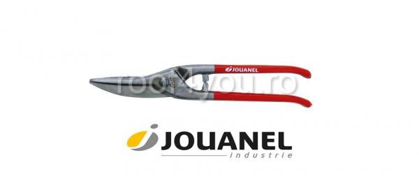 Foarfecă universală 250 mm, 1 lamă îngustă, 1 lamă lată, Jouanel 0