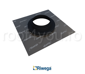 Guler de etansare autoadeziv Air Stop EPDM GD21 Riwega, 15-22 mm 1