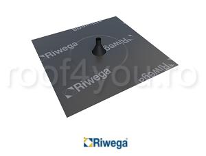 Guler de etansare autoadeziv Air Stop EPDM GD21 Riwega, 15-22 mm 0